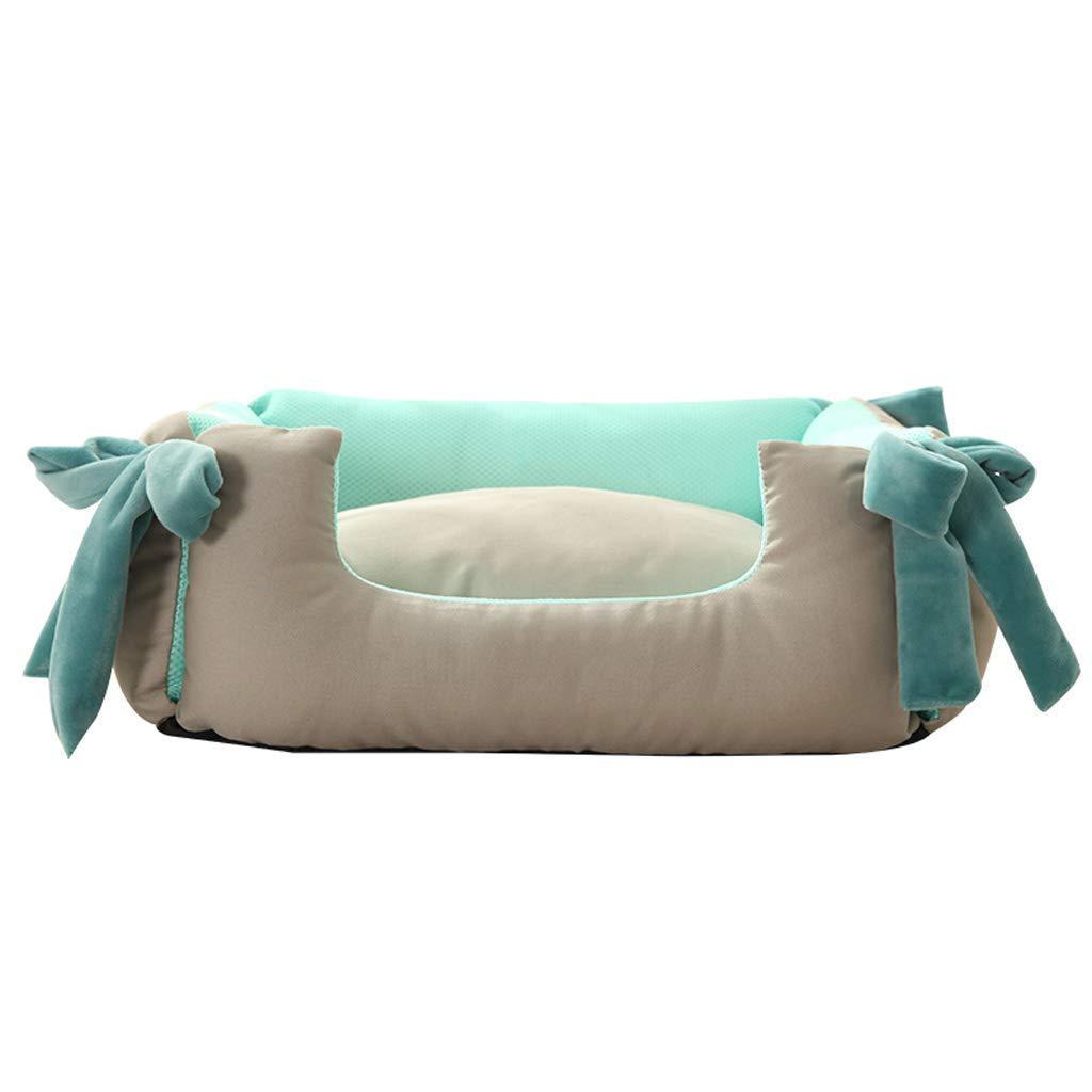 con il 60% di sconto FUWUX Quattro Stagioni Universale Universale Universale Carino Rimovibile e Lavabile Pet Bed Pet Nest  fantastica qualità