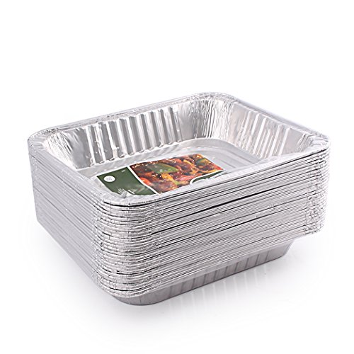 Jetfoil 1843 Aluminum Foil Steam Table Half Size Deep, for sale  Delivered anywhere in Canada