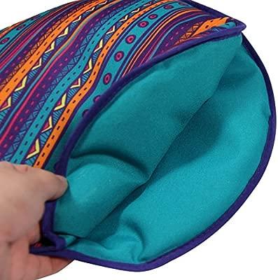 Calentador de tortillas mexicanas 12 inch gamuza de con ...