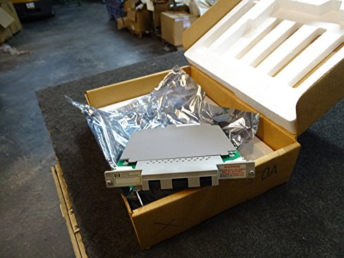 HP Agilent 44470A 10-Channel Relay Multiplexer Module - NIB (Relay Multiplexer)