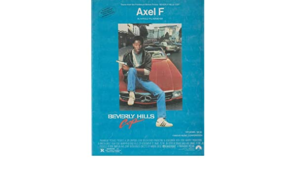 Axel F From Beverly Hills Cop Vocal Piano Chords Harold