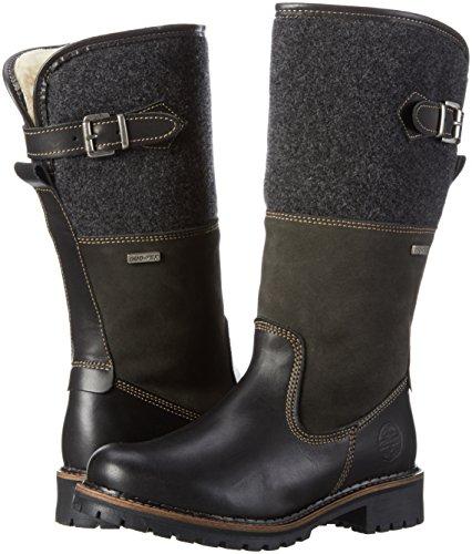 Women''s Boots Comb Tamaris Ankle 098 26432 Black black fzRtw