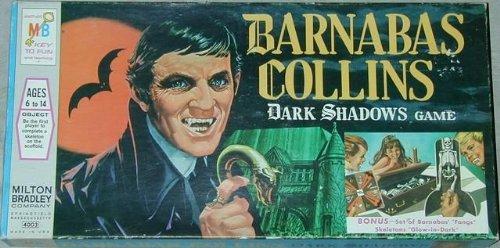 1969 Barnabas Collins Dark Shadows Game