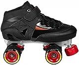 Chaya Sapphire Elite Quad Derby Roller Skate (EU 36 / US 4)