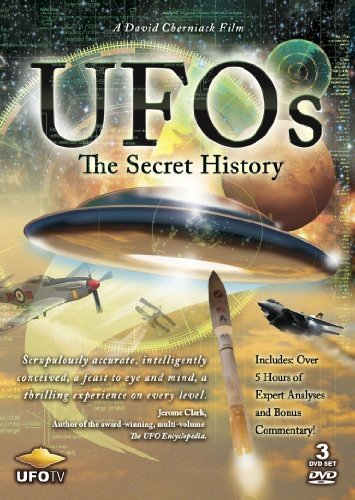 Amazon com: UFOs: The Secret History: Jerome Clark, Michael
