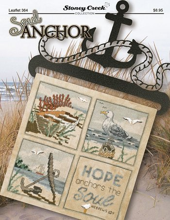 (Soul Anchor (Leaflet 364) Cross Stitch Chart and Free)