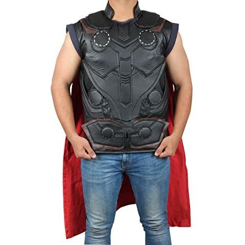 9759257ae Decrum Avengers Infinity War Jackets Costume - Iron Man   Spider-Man ...