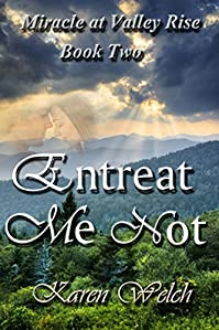 Entreat Me Not by Karen Welch ebook deal