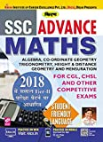 Kiran's SSC Advance Maths for CGL, CHSL and Other Competitive Exams Hindi - 2291