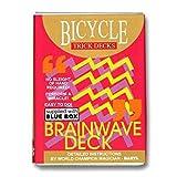 Brainwave Deck Bicycle (Blue Case)