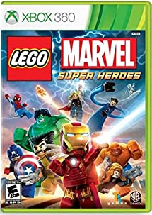 Amazon.com: Lego: Marvel Super Heroes, XBOX 360: Whv Games: Video