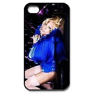 VNCASE Lady Gaga Phone Case For Iphone 4/4s [Pattern-2]