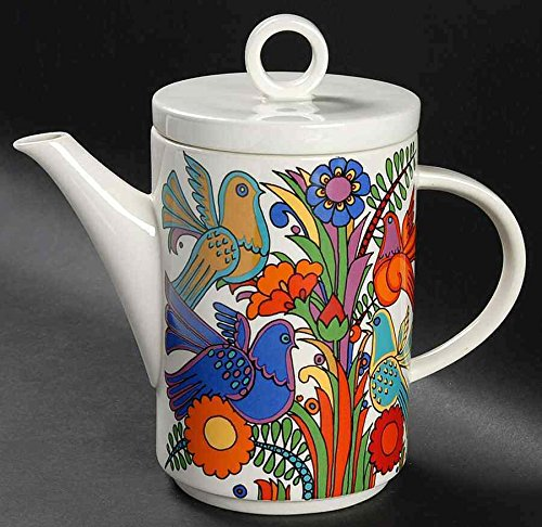 Villeroy and Boch - Acapulco - Coffee Pot (Acapulco Boch Villeroy)
