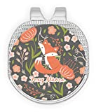 RNK Shops Foxy Mama Golf Ball Marker - Hat Clip