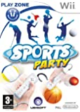 Sports Party (Wii) [Edizione: Regno Unito]