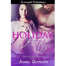 Holiday Hottie (The Cougar Journals Book 3)