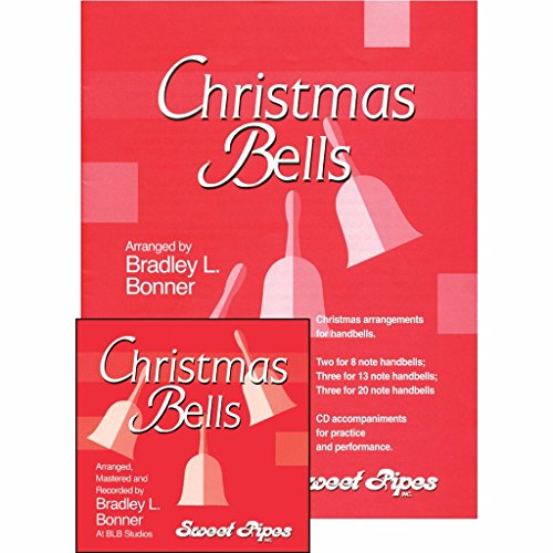 Bonner Christmas Bells Song Book with CD (8 Songs; All Ages) (Cd Accompaniment King)