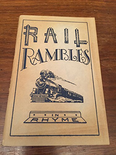Rail Rambles Told in Rhyme. ()