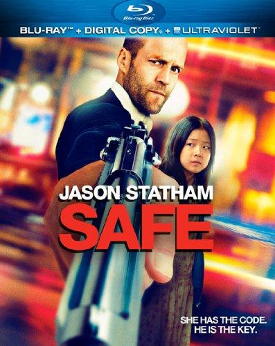 Blu-ray : Safe (, Widescreen, Digital Copy)
