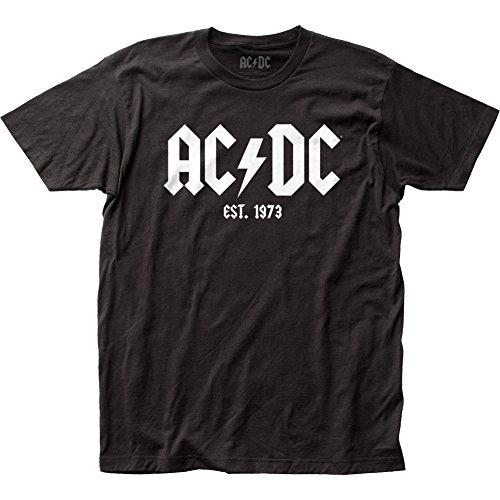 AC/DC - Est. 1973 T-Shirt Size XL (Band Jersey)