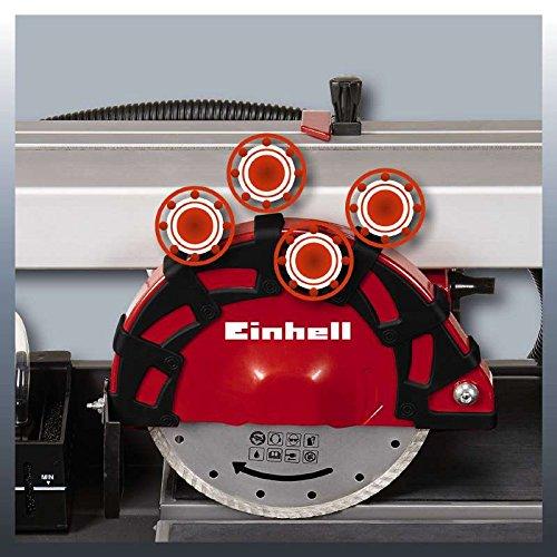lange Schnittl/ängen, Laser als optische Schnitthilfe, schwenkbares S/ägeblatt, h/öhenverstellbar Einhell Radial-Fliesenschneidmaschine TE-TC 920 UL