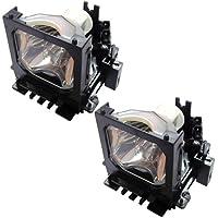 Powerwarehouse Dukane Image Pro 8711 Lamp - Premium Powerwarehouse Replacement Lamp (QTY: 2pcs)