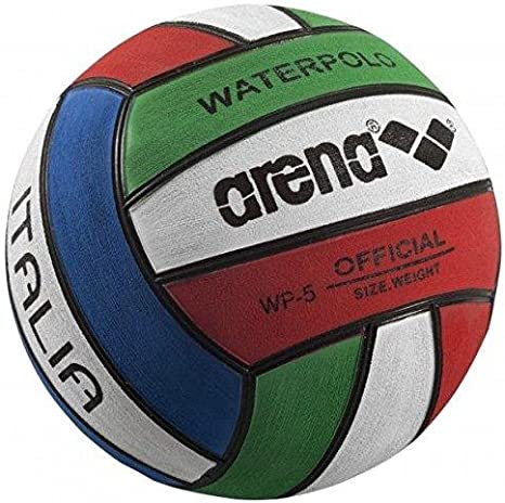 ARENA WATERPOLO WOMAN FIN ITA MULTICOLOR: Amazon.es: Deportes y ...