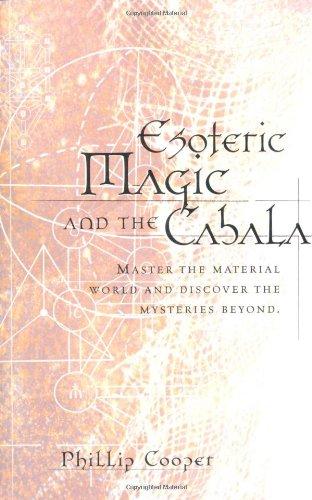 Esoteric Magic and the Cabala (Weiser News)