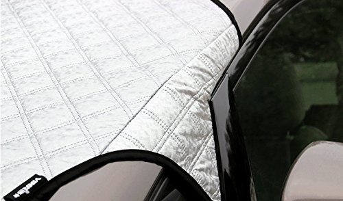 Car Shield Prices >> Mini-Factory Car Windshield Snow Cover / Sun Shade Protector Exterior Shield Guard - All Weather ...