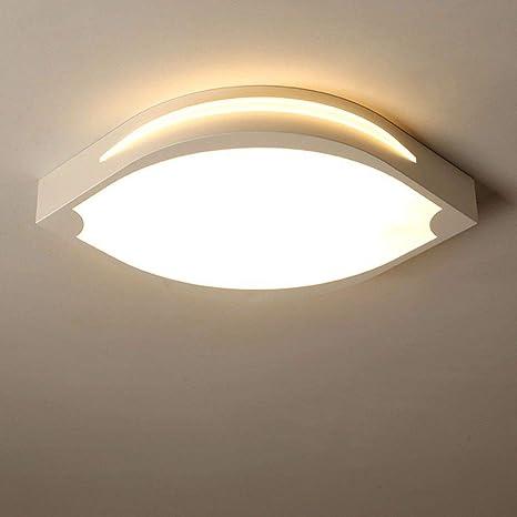 LLZXDD Plafón Led Lámpara De Techo Salón Dormitorio Lámpara ...
