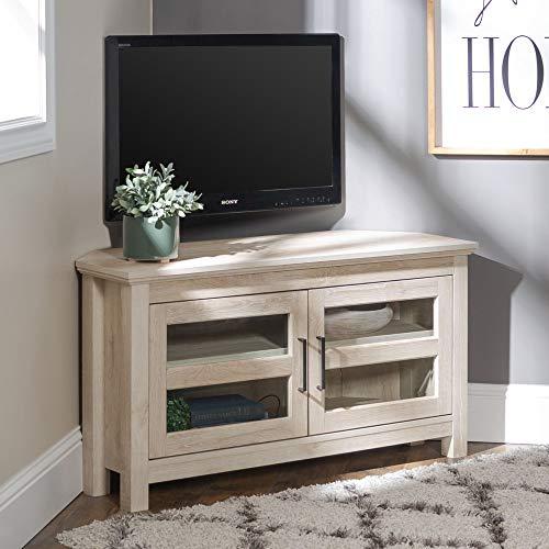 WE Furniture AZQ44CCRWO TV Console, 44