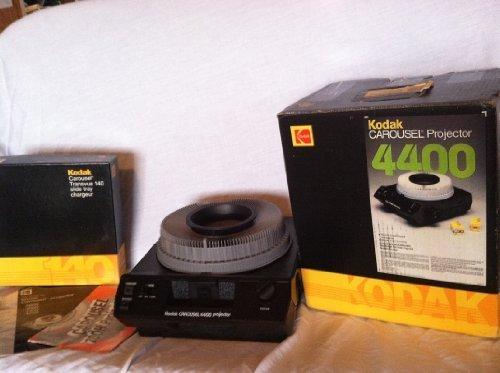 Kodak BC4404 Carousel 4400 Projector by Kodak