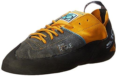 Five Women's Charcoal Ten Zinnia up Climbing Rogue Shoe Lace rHrB7