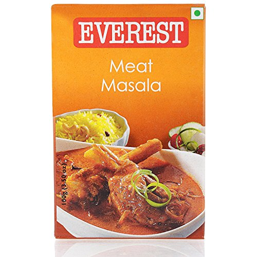 Everests Meat Masala 100g/3.50 oz (Pack of 3) by Everests