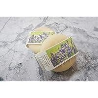 Plastic Free Conditioner Bar - Lavender and Lime - Zero waste Hair Care Handmade In Devon, Uk (1 bar)