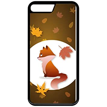 coque renard iphone 8