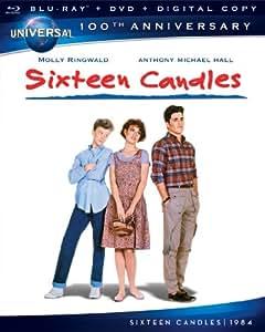 Sixteen Candles (Universal 100th Anniversary Blu-ray/DVD Combo + Digital Copy)