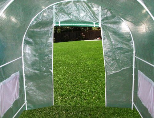Quictent 20'x10'x7' Portable Greenhouse Large Walk-in Green Garden Hot House by Quictent