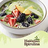 Pure Hawaiian Spirulina Powder 16 Ounce - Natural