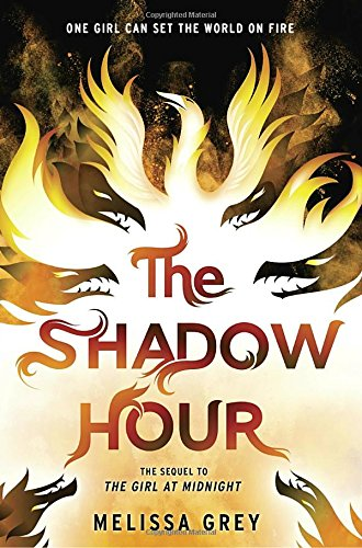 The Shadow Hour (THE GIRL AT - Magic Kingdom Hours