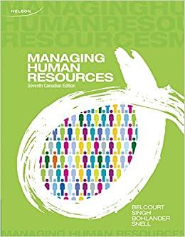 Essentials of managing human resources: eileen stewart, monica.