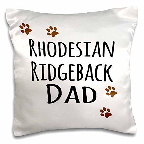 3dRose pc_153971_1 Rhodesian Ridgeback Dog Dad Doggie x B...