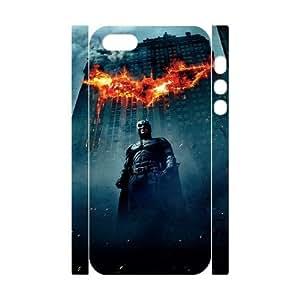 Batman FG0082707 3D Art Print Design Phone Back Case Customized Hard Shell Protection Iphone 5,5S
