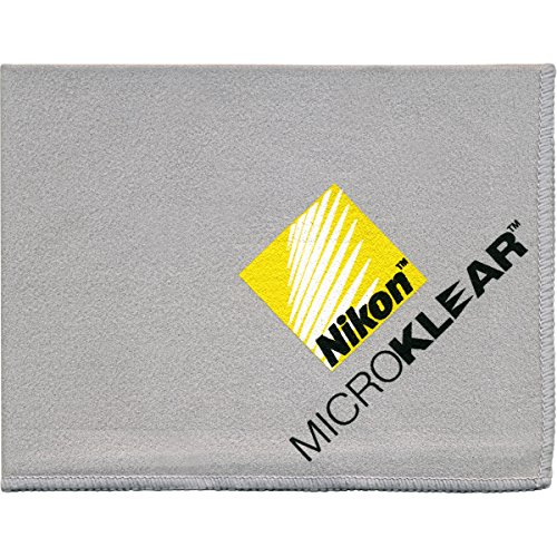 Nikon MicroKlear Microfiber Cleaning Digital