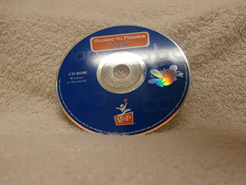 Hooked on Phonics Learn to Read CD-Rom