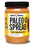 Paleo Spread Sweet Organic Sunflower Butter (Nut Free) w/Monk Fruit (1lbs)