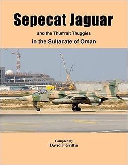 Book Sepecat Jaguar and Thumrait Thuggies