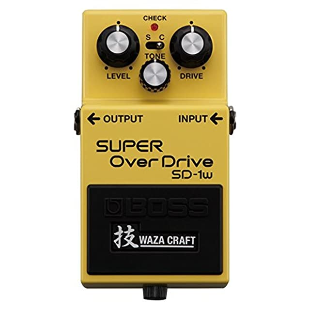 リンク:SD-1W SUPER OverDrive