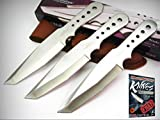 GIL HIBBEN Large THROWER Triple Throwing TANTO Knife Set 3 Knives GH5003 New! + free eBook by ProTactical'US