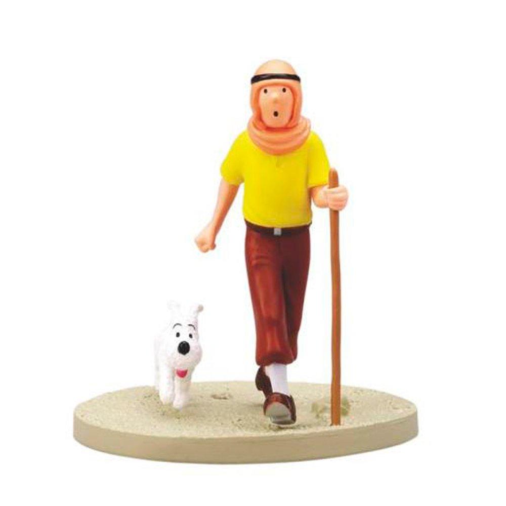 2011 Figura de colección Tintín Fernández en bañador 6cm Moulinsart 42463